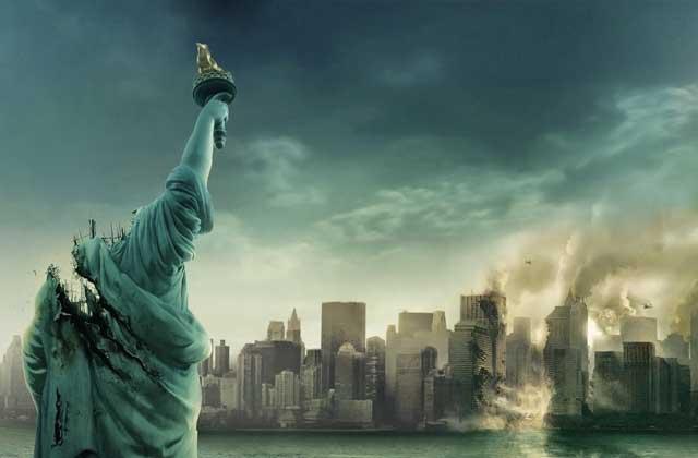 Dans Cloverfield, New York est attaqué et c'est la panique