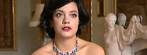 Lily Allen Lucy in Disguise