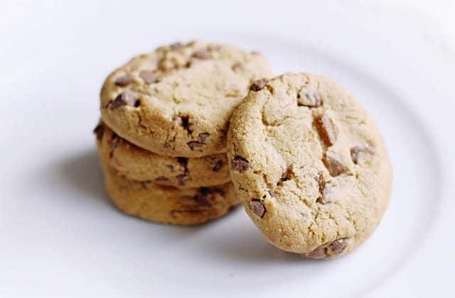 Une recette de cookies (comme on devrait en faire plus souvent)