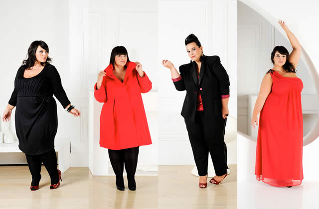 collection Big Beauty Taillissime La Redoute