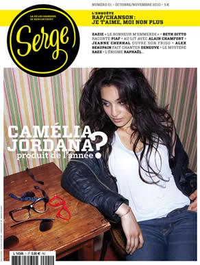 magazine serge