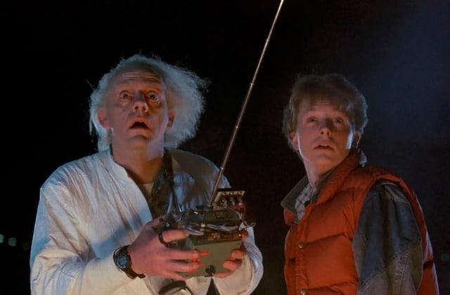 Marty McFly comme vous ne l'avez jamais vu