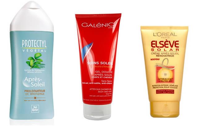 sélection produits soleil