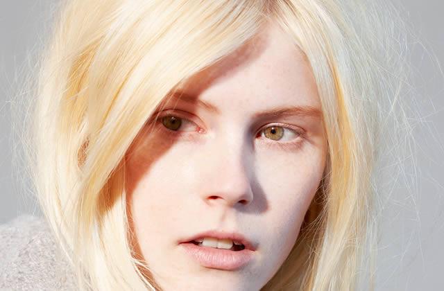 Le blond, la couleur de l'hiver 2010