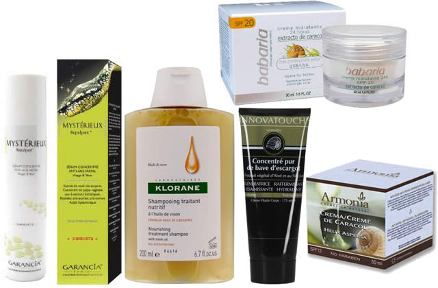 cosmetiques matieres animales