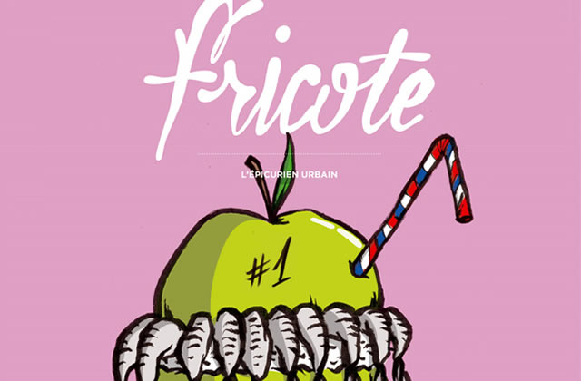 Fricote magazine, le mag cuisine de l'épicurien urbain