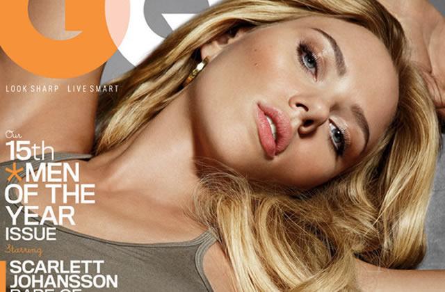 Scarlett Johansson est élue «femme de l'année» par GQ