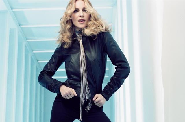 Madonna se sentait exclue enfant