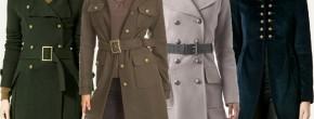 manteaux officier militaire