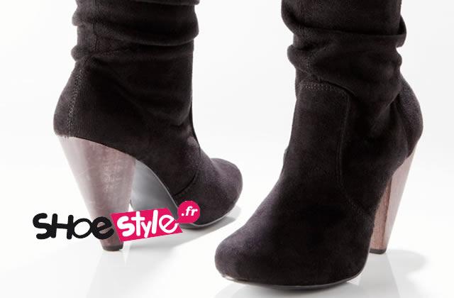 Shoestyle.fr : l'e-store de La Redoute dédié à la chaussure