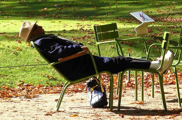 De l'art de la sieste
