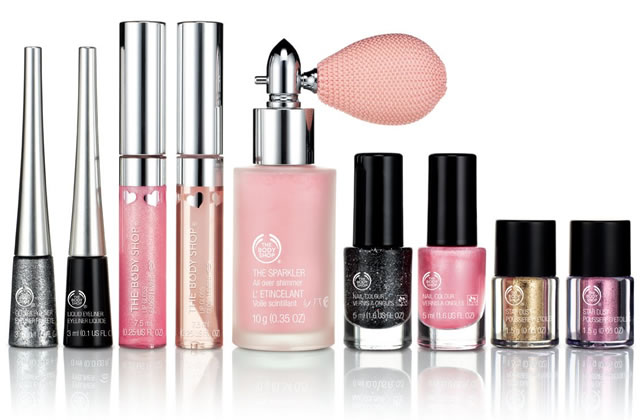 Collection maquillage hiver 2010 The Body Shop