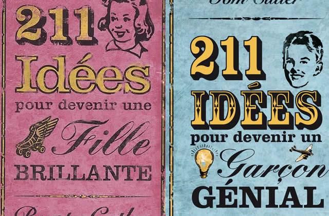 Idée cadeau cool #11 : Le manuel de la Fille Brillante