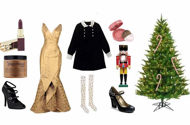 4 options / 4 tenues pour fêter Noël