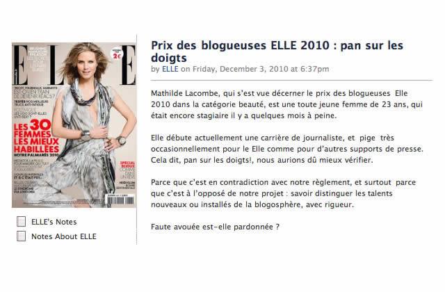 Blogueuses, comment vous faire connaître sans le concours ELLE