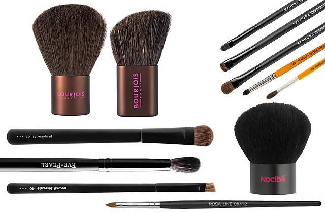 Consultation beauté #2 : les pinceaux à maquillage