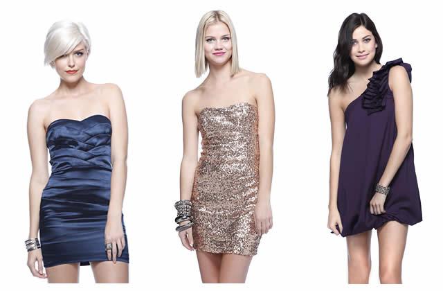 Sélection de robes pas chères pour les Fêtes