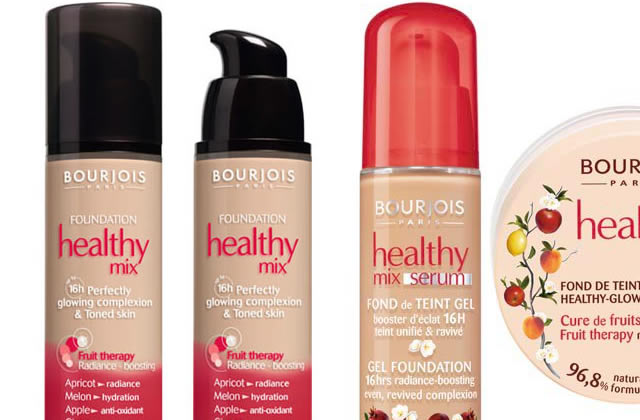 Healthy Mix VS Healthy Mix Serum de Bourjois : le match