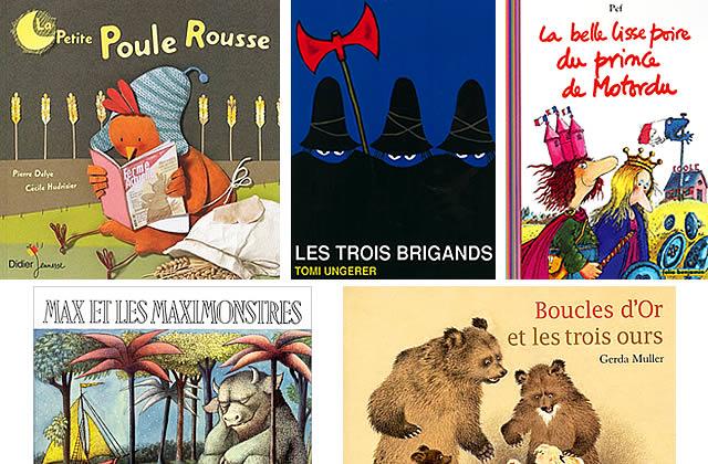 Ces livres qui ont marqué notre enfance