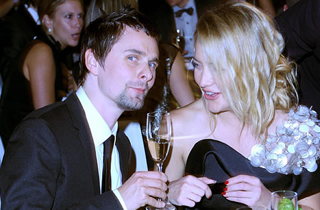 Matthew Bellamy et Kate Hudson bientôt parents