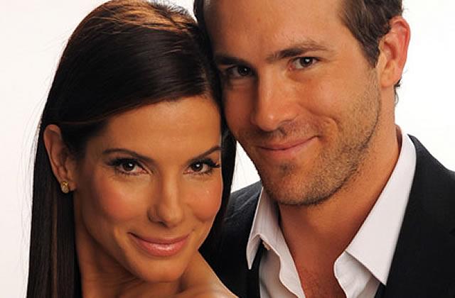 Ryan Reynolds fricoterait avec Sandra Bullock maintenant