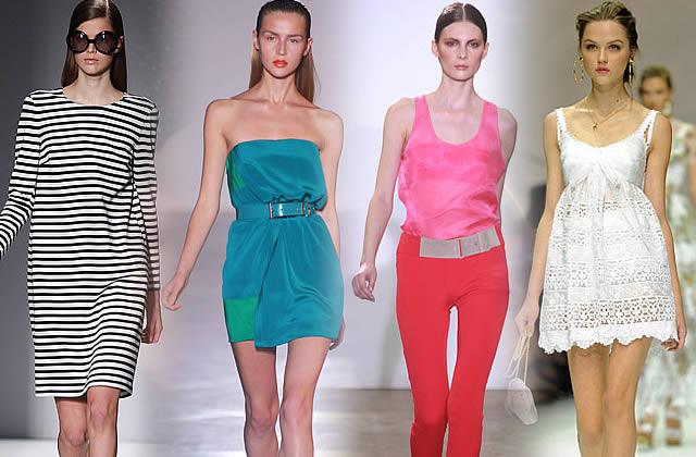 Les Tendances Mode Printemps été 2011