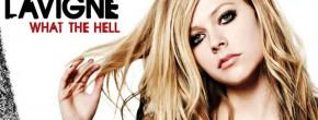 What The Hell, le nouveau clip d'Avril Lavigne