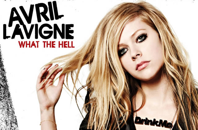 What The Hell, le nouveau clip d'Avril Lavigne