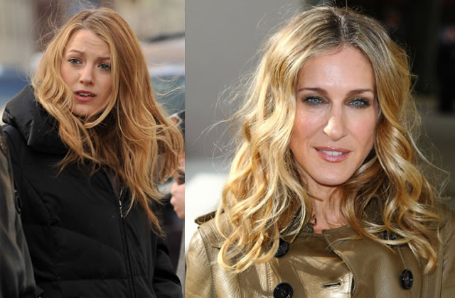 Blake Lively en Carrie Bradshaw : un prequel à Sex and the City ?
