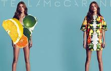 L'imprimé fruits de Stella Mc Cartney