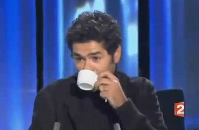 Jamel Debbouze fout le bordel chez David Pujadas au JT de France 2