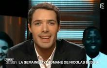Nicolas Bedos : «Mes femmes, je les veux pudiques, mais chics»