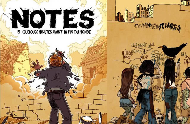Boulet sort le tome 5 de ses Notes