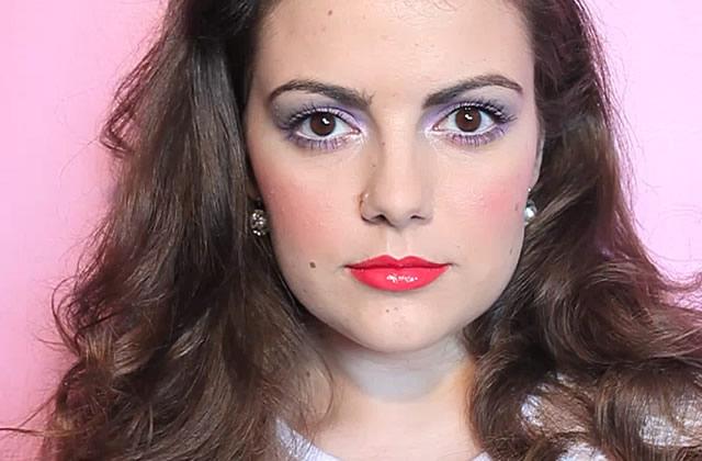 Tuto maquillage pour la Saint-Valentin