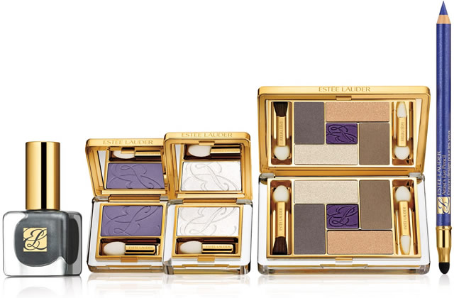 Wild Violet, la collection printemps 2011 d'Estée Lauder