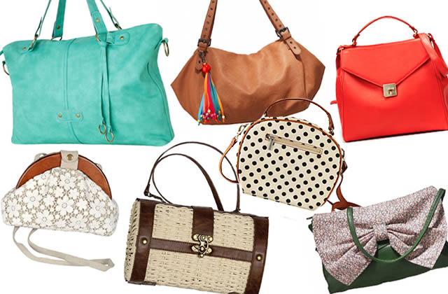 Une sélection de 20 sacs pour le printemps !