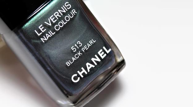 black pearl chanel