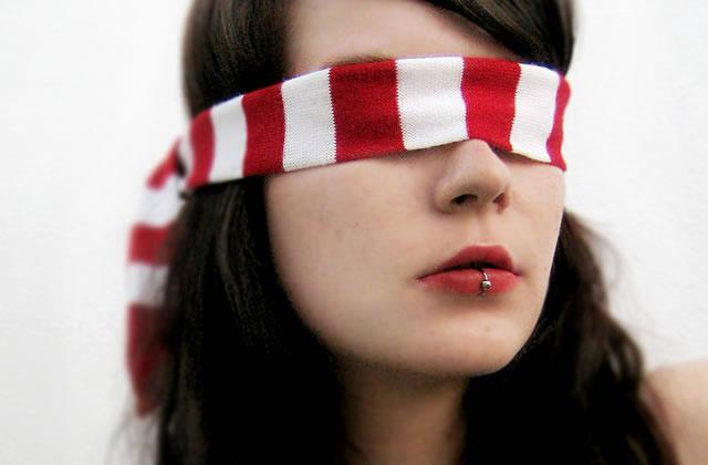 Pourquoi est-on tous un peu aveugles ? Live Experience !