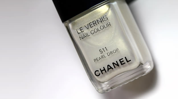 pearl drop chanel