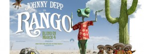 Rango, un caméléon avec la voix de Johnny Depp