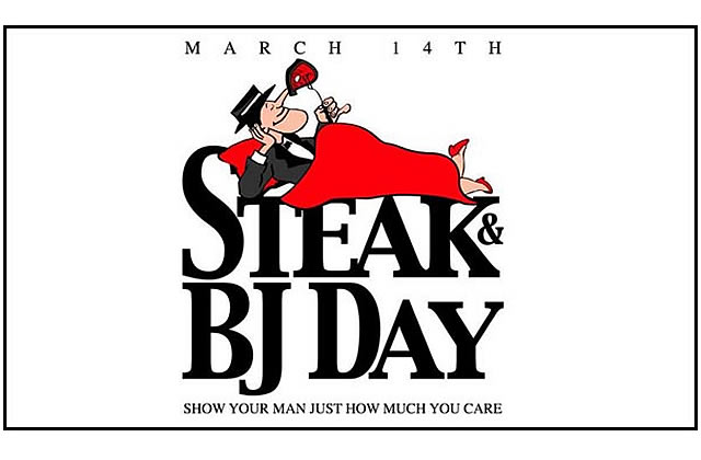 Un steak et une pipe, la réplique masculine à la St Val