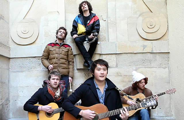 Découverte musicale : The Nodz en acoustique