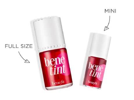 Benetint Benefit blush liquide