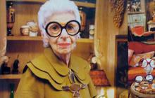 Iris Apfel, icône de style et de bon goût