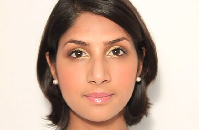 Tuto maquillage : un joli look pour peaux mates