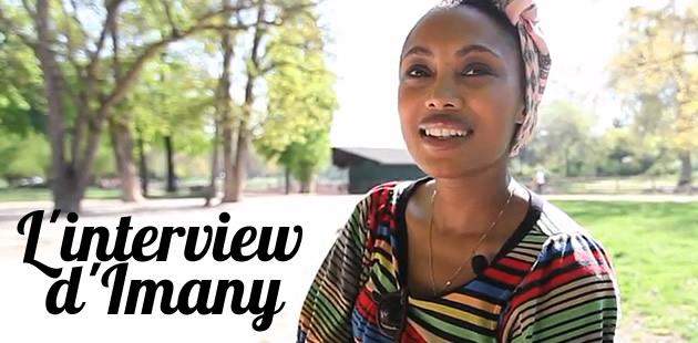 Imany en interview