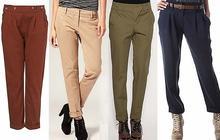 Le pantalon chino persiste et signe