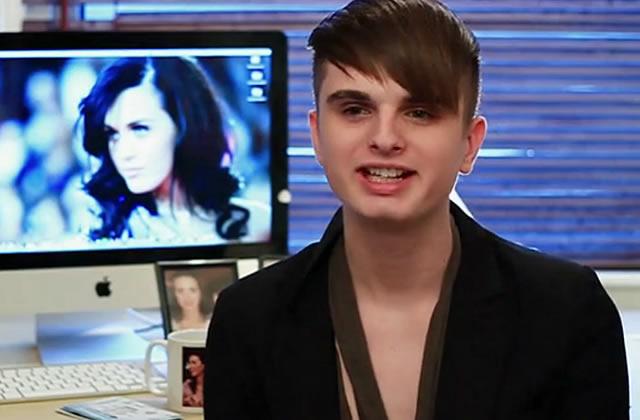 Découvrez Jack Moore, le plus grand fan de Katy Perry