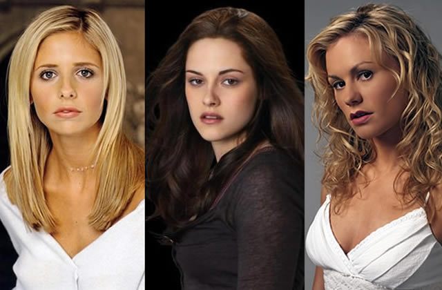 Get The Look : Buffy, Bella et Sookie au pays des vampires