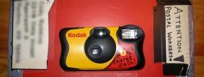 Camera Mail, le voyage d'un appareil photo jetable aux US